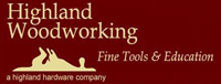 logo van Highland Woodworking